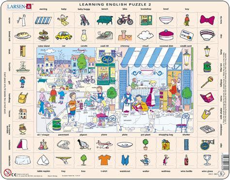 apprendre la cuisine puzzle cadre apprendre l 39 anglais 2 le restaurant et la
