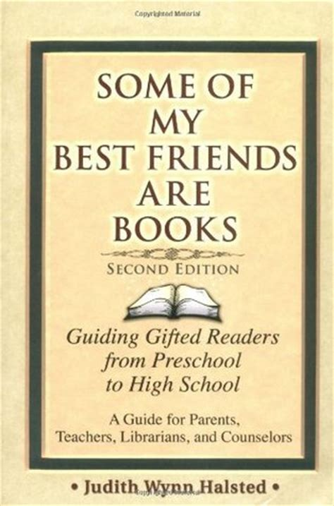 friends  books guiding gifted readers  pre school  high school
