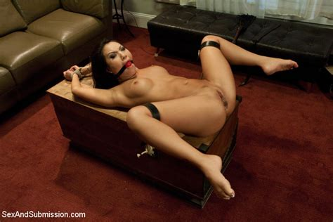 Sexy Asian Asa Akira at Sex and Submission - Bondage, domination and rough sex!