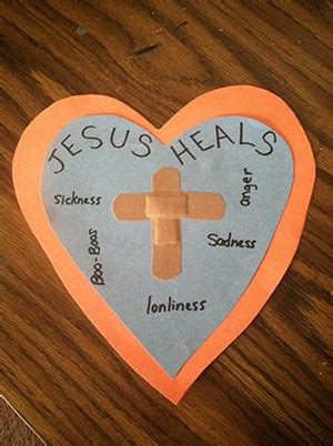 jesus healed  royal officials son bible craft childrens bible activities sunday school