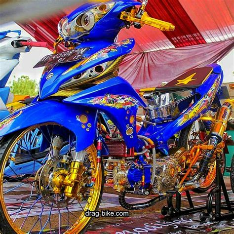 Jupiter Z Thailand Look Style by Modifikasi Motor Jupiter Mx Thailook Style Kakamozza Org