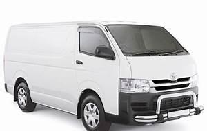 Late Model Automatic Van (Toyota Hiace)