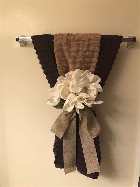 Bathroom Towel Designs by Bathroom Towel Decor Decorativebathroomtowelideas Home