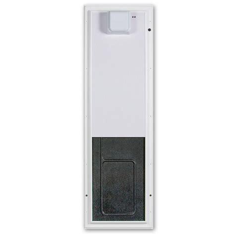 pet doors home depot plexidor performance pet doors 12 75 in x 20 in large