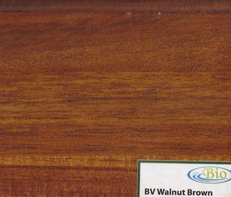furniture warna walnut brown  cat kayu jati interior