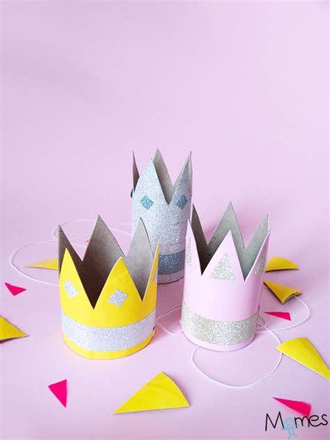 couronne avec un rouleau de papier toilette arts plastiques toilet paper rolls and diy