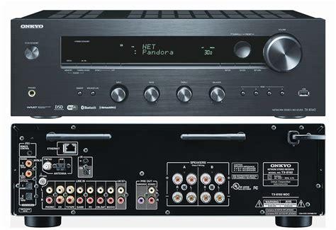 onkyo tx  network stereo receiver