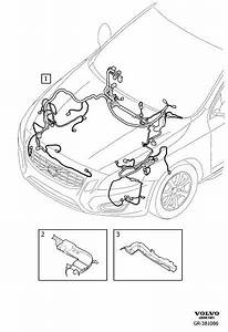 Volvo S60 Inscription Wiring Harness  Cable Harness Engine