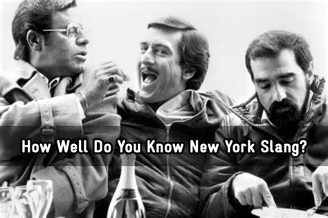 How Well Do You Know New York Slang?  Trivia Quiz Zimbio