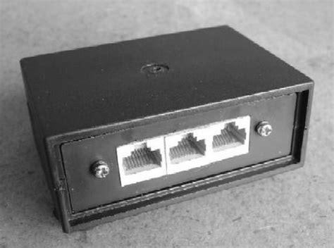 Passive Ethernet Hub
