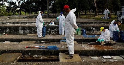 Brazil faces 'very serious situation' in pandemic, WHO ...