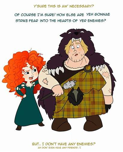Macguffin Pocket Brave Princesses Detectives Weasley Merida