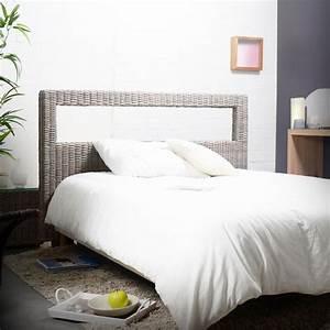 Kopfteil Für Doppelbett : kopfteil f r bett bettkopfteil doppelbett eckig 160 rattan ~ Sanjose-hotels-ca.com Haus und Dekorationen