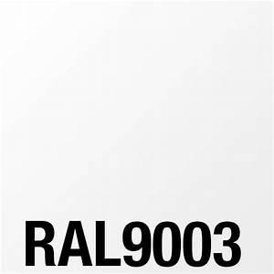Nitro Laquer Ral 9003 - Signal White Mat