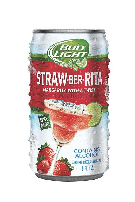 bud light rita new flavors bud light straw ber rita williams distributing