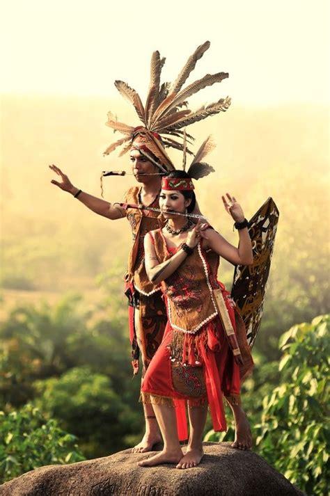 Dayak Culture Of Kalimantan Lets Talk About Kalimantan
