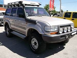 Occasion Land Cruiser : 4x4 toyota land cruiser hdj 80 vx 12 soupapes prepa raids toyota vo581 garage all road village ~ Medecine-chirurgie-esthetiques.com Avis de Voitures
