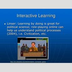 Ppt  Teaching Online Political Science Powerpoint Presentation Id3829471