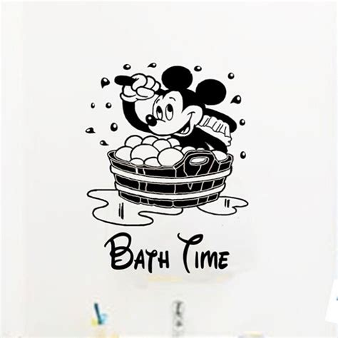 Cheap Mickey Mouse Bathroom Decor by Get Cheap Mickey Mouse Bathroom Decor Aliexpress