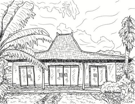 rumah  kaya gambar