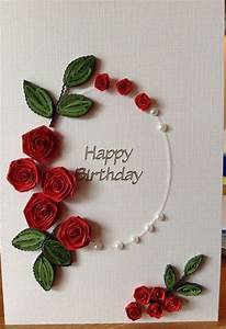 25+ best ideas about Quilling birthday cards on Pinterest