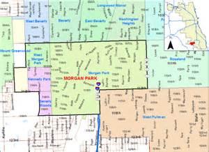 Beverly Morgan Park Chicago Neighborhood Maps
