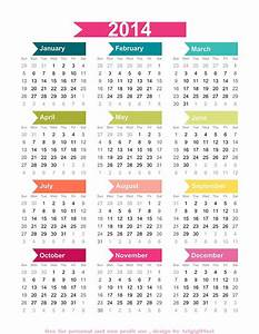calendar 2014 printable one page canadian autos post With free calendar templates 2014 canada