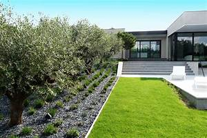 Jardin, terrasse, piscine et extérieur (photos) Architecte de Maisons