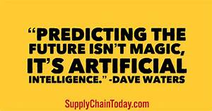 Artificial Inte... General Supply Quotes