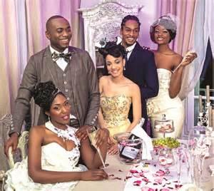 le salon du mariage afro antillais 171 aider les futurs