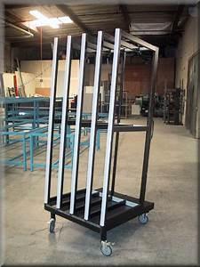 Rdm - Metal Frame Carts