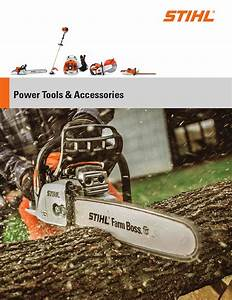 Stihl Ms 391 User Manual