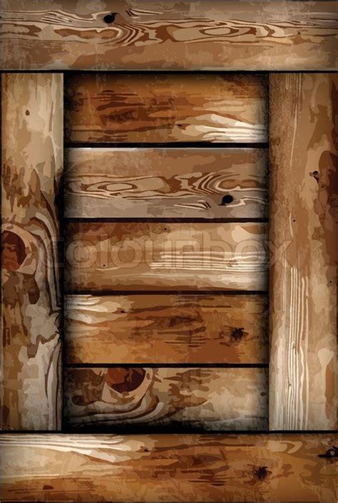 fragile wooden box texture vector stock vector colourbox