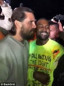 Kanye West Joins Forces With Kid Cudi As They Throw LA