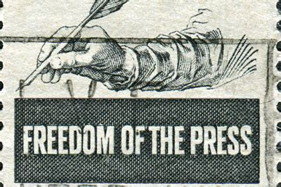 Freedom of the Press this New Years