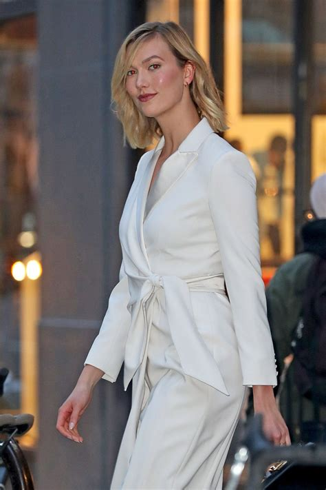 Karlie Kloss Out New York Hawtcelebs