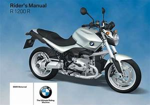 Bmw R 1200 R 2nd Edition 2007 Owner U2019s Manual  U2013 Pdf Download
