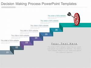 decision making process powerpoint templates With decision making process template