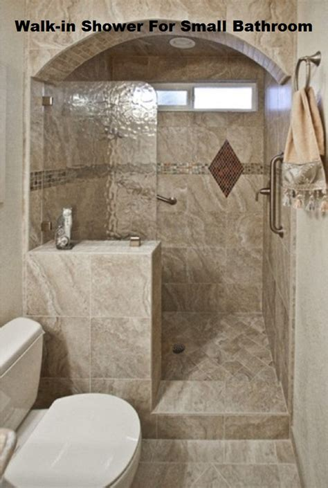 walk  shower designs  small bathroom
