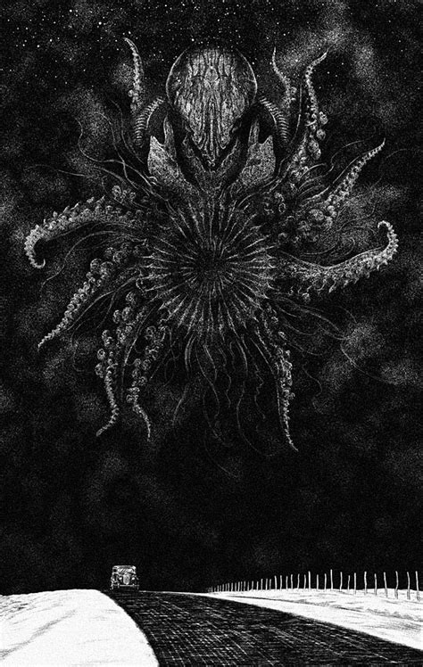 Art from Lovecraft's Monsters. – The Scrawl of Cthulhu
