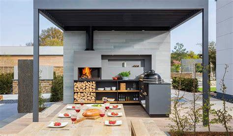 cuisine d été extérieure l 39 univers de la cuisine exterieure et ambiance barbecue co