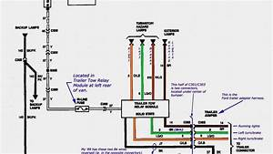 Led Trailer Lights Wiring Diagram