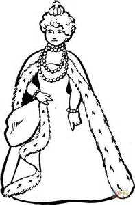queen coloring page  printable coloring pages