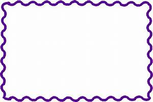 Purple Clip Art Border | Clipart Panda - Free Clipart Images