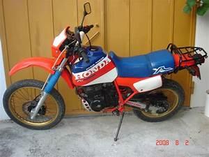 Honda Sx Paris : honda xl600r paris dakar 1986 honda xl italia ~ Gottalentnigeria.com Avis de Voitures