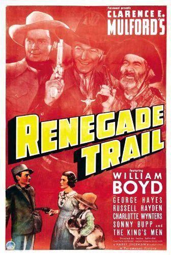 Renegade Trail (1939) - FilmAffinity