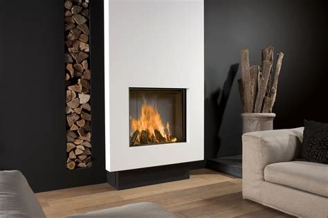 Contemporary Fireplace - 50 best modern fireplace designs and ideas for 2019