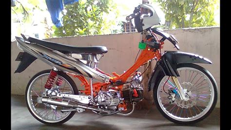Modivikasi Motor Mx by Motor Trend Modifikasi Modifikasi Motor Yamaha