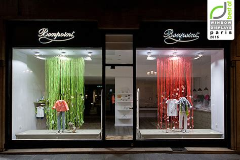 bonpoint windows  spring paris france