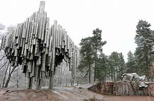 An Unusual Sculpture: Sibelius Monument in Helsinki - The ...
